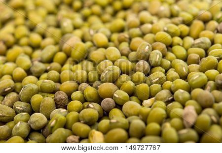 Mung beans - fresh, nutrition, food,  background
