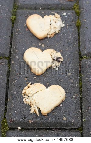 Broken Hearts On Asphalt