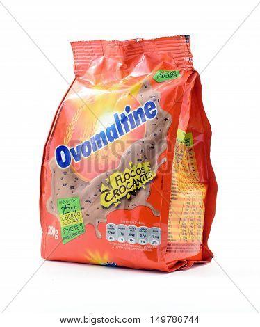 Bag Of Brazilian Ovolmatine Flocos Crocantes
