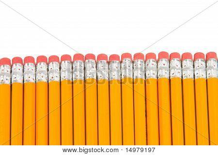 Fila de lápices