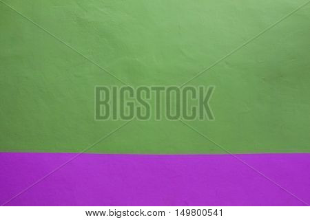 Background Wall Green And Purple.