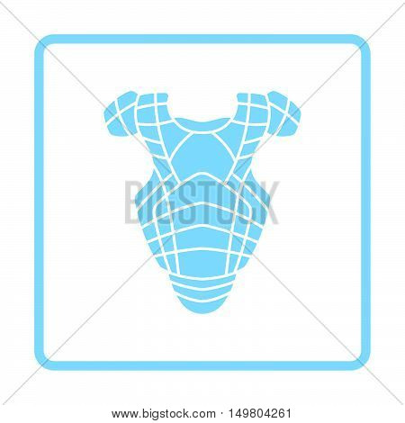 Baseball Chest Protector Icon