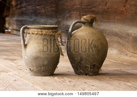 Old Ceramic Dishes 1