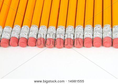 Zurück zu Schule Bleistifte