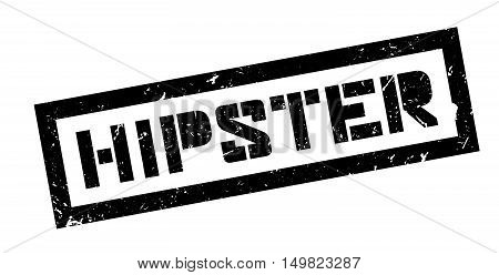 Hipster Rubber Stamp
