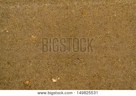 Texture of the soil, soil texture, nature background, ground, brown ground, sand