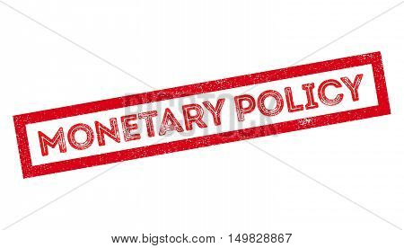Monetary Policy Rubber Stamp
