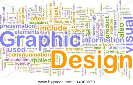 Background concept illustration of visual graphic design