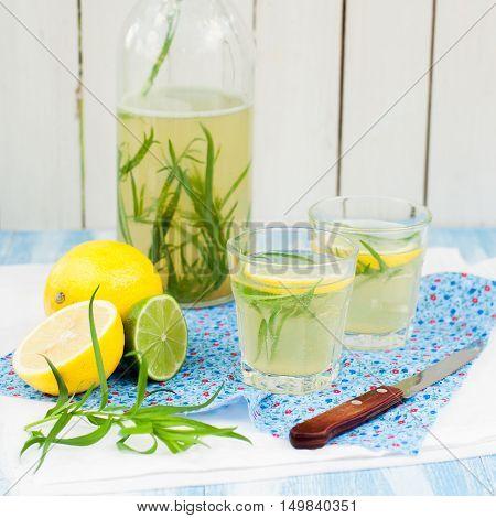 Tarragon Lemonade