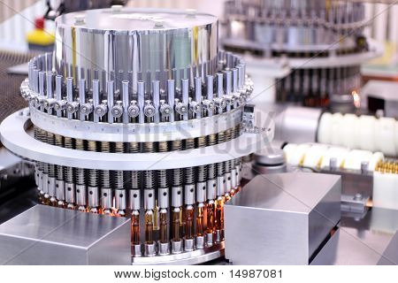 Pharmaceutical Automatic Inspection Machine