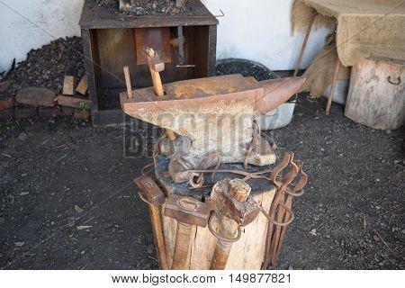 Old Forge Anvil
