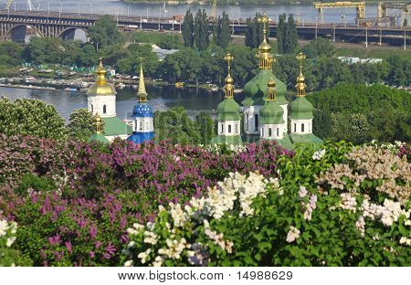 Kyiv Botanical Garden, Ukraine