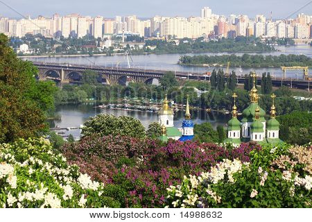 Kyiv Botanic Garden, Ukraine