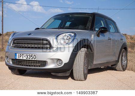 Mini Countryman Subcompact Crossover Car