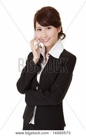 Asian Executive Woman