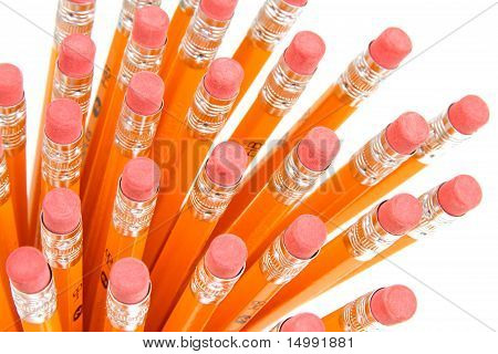 A Bunch of Pencils
