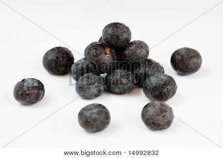 Acai Fruit Berries.
