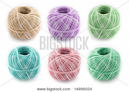 Cotton Spools