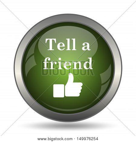 Tell A Friend Icon