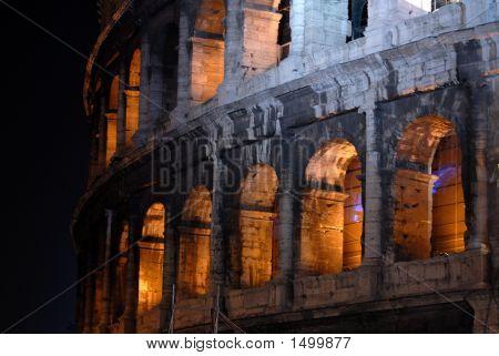 Night Roma  Coloseum