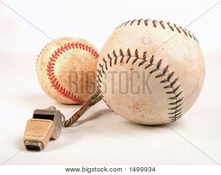 Whistle Baseball  Softball