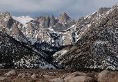 Mt. Whitney California
