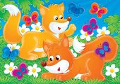 Cheerful Animals 14 poster