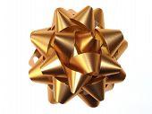 Decoration Gold Bow