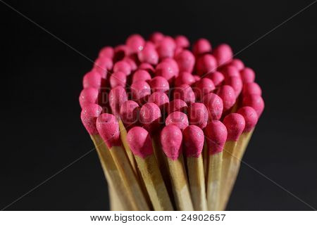 red matches
