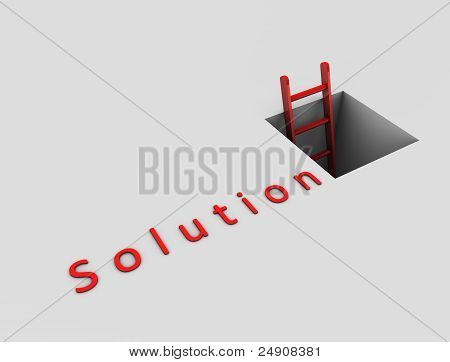 Way Out To Solution