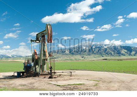 Bakersfield-Öl