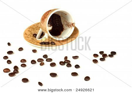 Empty Cups Of Mocha