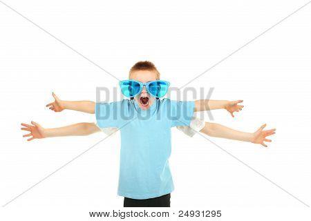 Four Hands Boy