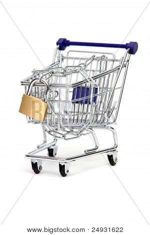Protected Shopping Basket