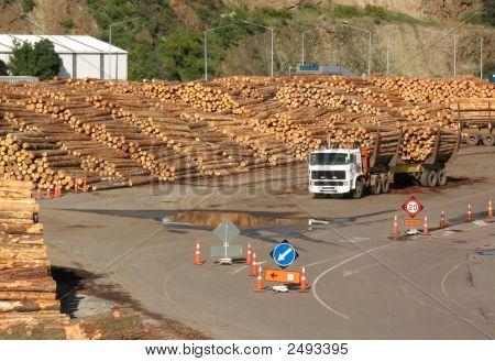 Holz-yard