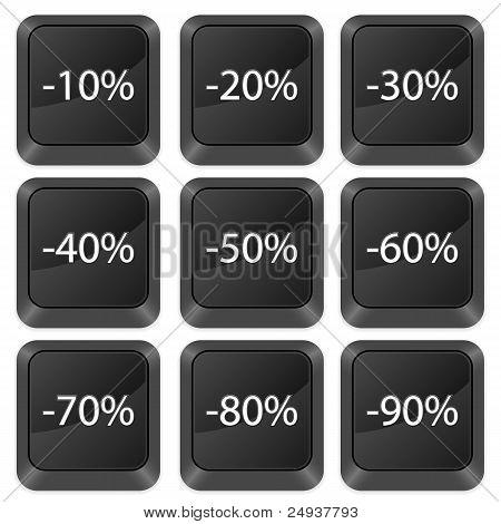 Computer Buttons Deduction