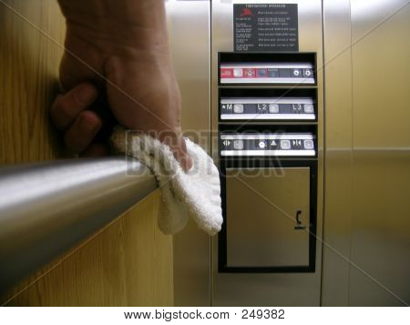 Janitorial Elevator Cleaning