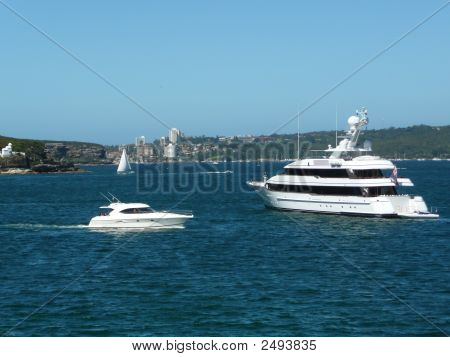 Luxury Cruise And Jet Boat