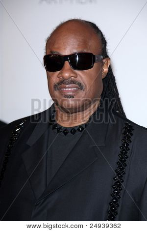 LOS ANGELES - 5 de novembro: Chega de Stevie Wonder no LACMA arte + filme Gala em LA County Museum of Art