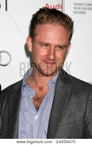 "LOS ANGELES - NOV 5:  Ben Foster arrives at the AFI FEST 2011 Gala Screening of ""Rampart"" at Grauman's Chinese Theater on November 5, 2011 in Los Angeles, CA"