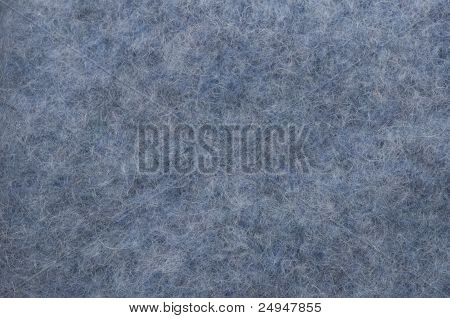 Blue Wool Background