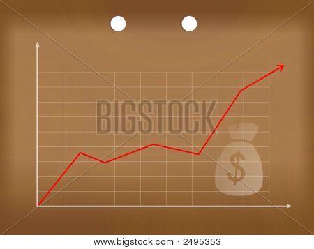 Graph Money Holes