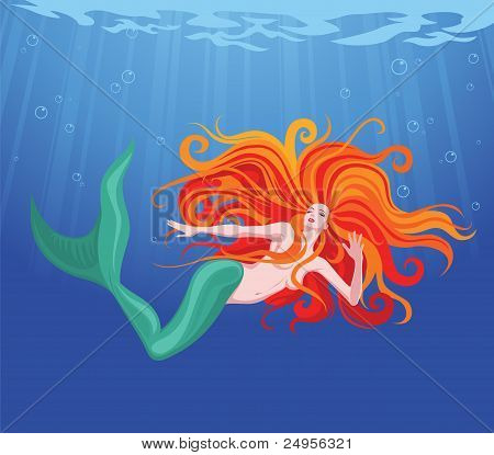 Beauty Mermaid