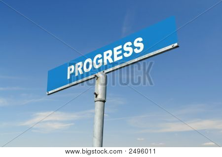 Progress Signpost