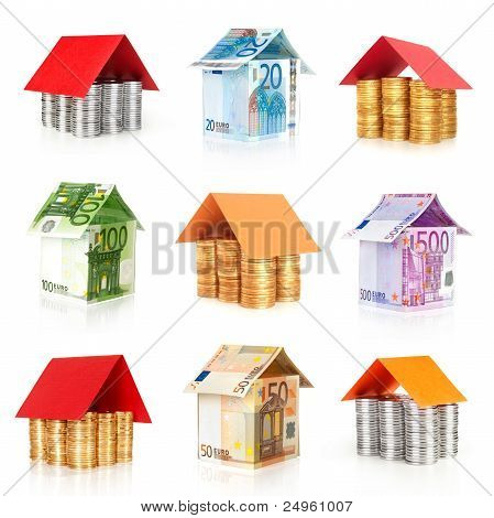 money houses collection