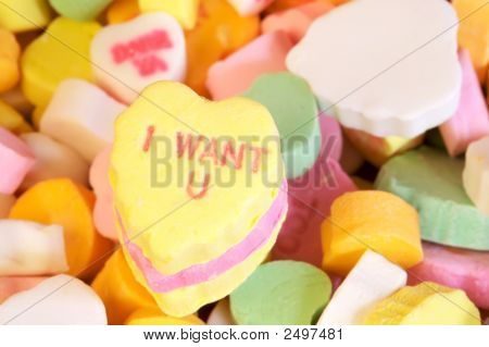 I Want You Heart Candy