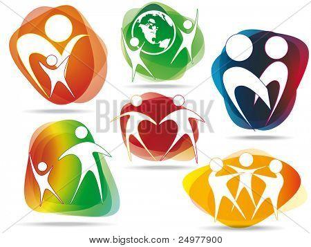 family theme icons