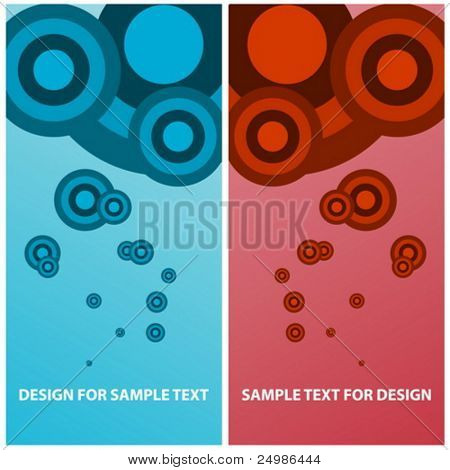 bubbles pattern for design