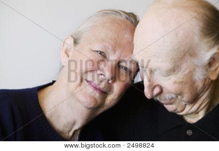Altes Paar