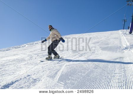 Winter Sports Stock Photo